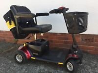 Go-go Elite Traveller Plus Scooter