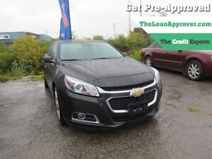 2015 Chevrolet Malibu LTZ 2LZ | LEATHER | ROOF | CAM | HEATED SE London Ontario image 1