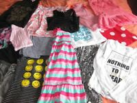 Bundle of clothes for girl 8-9