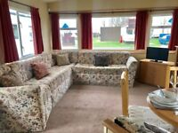 2 Bed Static Caravan For Sale in Clacton on Sea Martello Beach Fees Included - Cosalt Baysdale