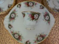 Tea set, Royal Albert