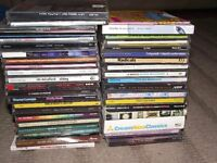 JOB LOT OF CD'S MIXED IDEAL FOR CAR BOOTER / PLEASE SEE THE PICTURES