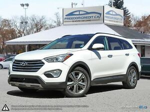 2014 Hyundai Santa Fe XL Premium loaded all wheel drive