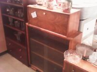 reduced retro cocktail/display cabinet