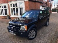 2007 07 Land Rover DISCOVERY 3 2.7 TD V6 XS 5dr! 7 SEATER! EXCELLENTLY PRICED! GREAT DRIVE AND SPEC!