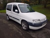 citroen berlingo mutispace 1.9 diesel