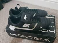 Kooga football boots size 9