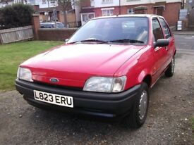 Ford Fiesta Mark 3 1.3 LX
