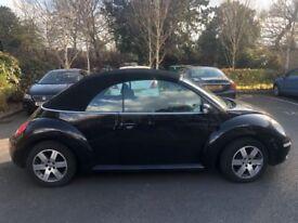 Volkswagen Beetle 1.4 Luna Cabriolet 2dr ONLY 87000 MILES