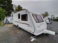 6 Birth Touring Caravan - Elddis Avante 556 - 2006