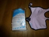 Good used condition Prestige Dog cooling coat Size small (from head to tail 38cm.)
