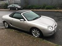 Mg MGF 1.8 petrol manual 2 doors convertible low mileage excellent drive