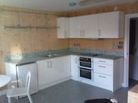 city centre 2 bed balcony maisonette in eco development