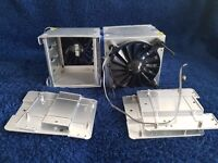 2x Coolermaster 4-in-3 Device Module