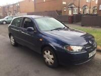 Nissan almera 1.5 petrol 2005 3 door hatchback manual starts and drives quick sale