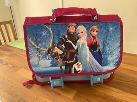 DISNEY 'Frozen' school bag / satchel
