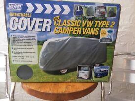 VW T2 Camper Van Cover