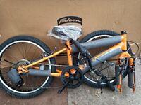 NEW Falcon Jetstream Boys Rigid Bike 20 inch Wheel RRP £275