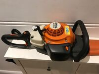 Hedge cutter trimmer Stihl HS81RC