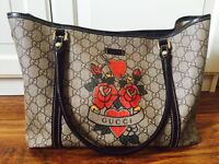 Limited edition GUCCI bag Authentic - see serial number