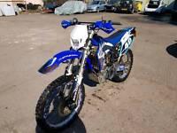 Yzf426 road legal greenlane/motorcross