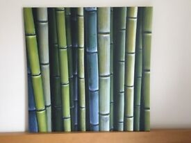 FOR FREE: ikea bamboo picture
