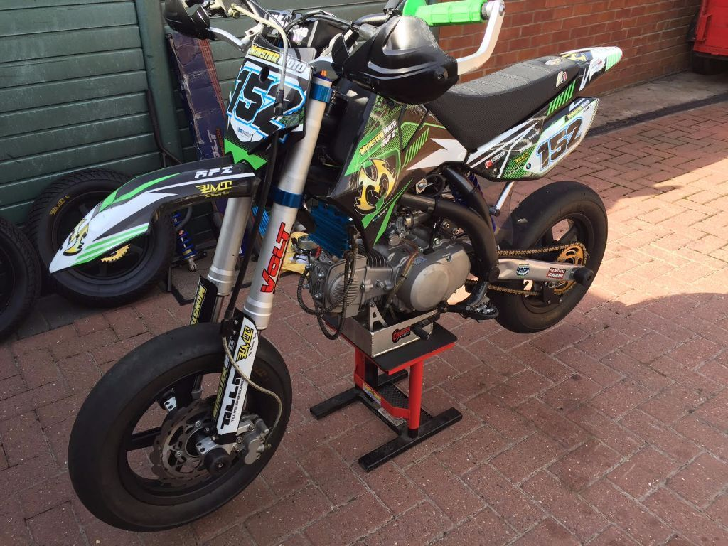 Pitbike Supermoto Rfz 140cc Elite In Skelton In Cleveland North Yorkshire Gumtree