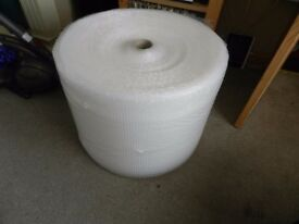 1 roll of bubblewrap 500mm wide x 100 meters