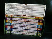 CHILDREN'S BOXSET OF BOOK'S
