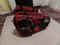 oxford lifetime luggage