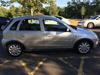 2005 Vauxhall Corsa Design 1.4 i 16v Twinport 5dr (a/c) Hpi Clear Warranted Mileage