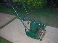 ATCO Lawnmower - Commodore B17 with accessories for sale - Shrewsbury area