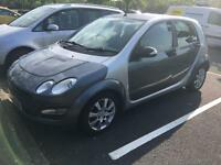 Smart for Four 2006 1.1 Manual