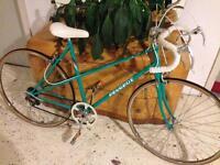 Vintage Peugeot Ladies Road Racing Touring Mixtie bike