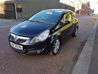Vauxhall Corsa 1.2i 16v SXi 2007 94K & 12 MONTHS MOT