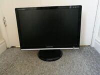 """Samsung 20"""" LCD monitor"""