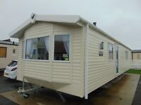 Great DG/CH Caravan Just Arrived From Factory on North Wales Beachside Location !!
