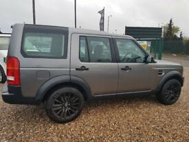 "2008-57 Land Rover Discovery 3 2.7 TDV6 7 seats 20"" range rover alloys perfect runner CHEAPEST?"