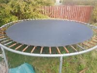 Free 8ft Trampoline
