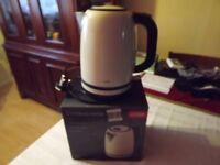 Logik 1.7 litres cordless kettle