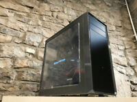 Custom Gaming PC - i5-6400 QC - nVidia GTX 1070 - 8GB DDR4 - 250GB SSD + 1TB HDD