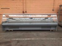 Refurbished 3.75m Butchery / Meat Display Counter