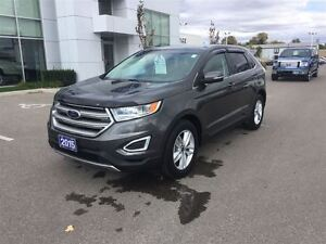2015 Ford Edge Super clean SEL Edge with only 11699 km! Windsor Region Ontario image 3