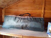 Excellent condition 4 man tent