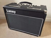 Laney VC30 210 Valve guitar amp inc padded cover. Less than 10 hours play time. Immaculate