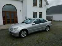 Mercedes c 220 cdi Avangarde