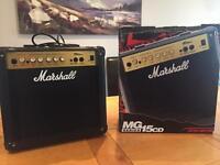 Marshall MG 15 cd Amplifier
