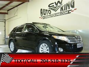 2010 Toyota Venza Luxury / All Wheel / Leather / Roof / Finance