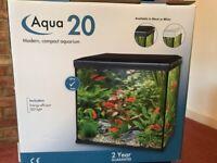 20L Fish tank/Aquarium inc. accessories