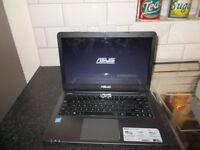 "Asus EeeBook E403SA 14"" Quad Core Laptop Intel Pentium N3700, 2GB RAM, 32GB"